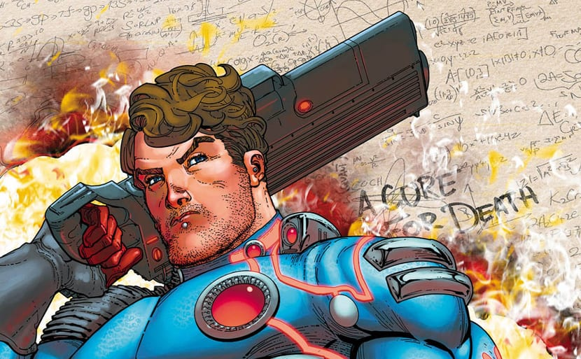 Marc Guggenheim y Freddie Williams II se unen a Legendary Comics.