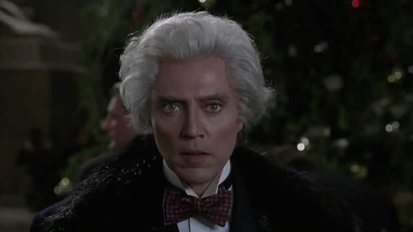 Christopher Walken Batman vuelve