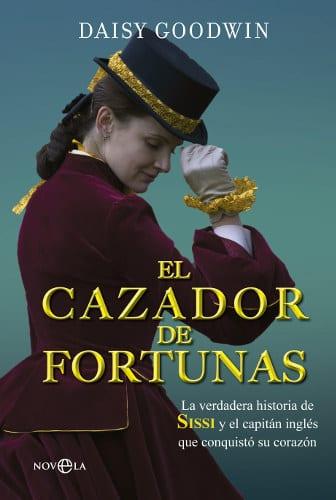 """""""El cazador de fortunas"""", la verdadera historia de Sissi y el capitán inglés que conquistó su corazón"""