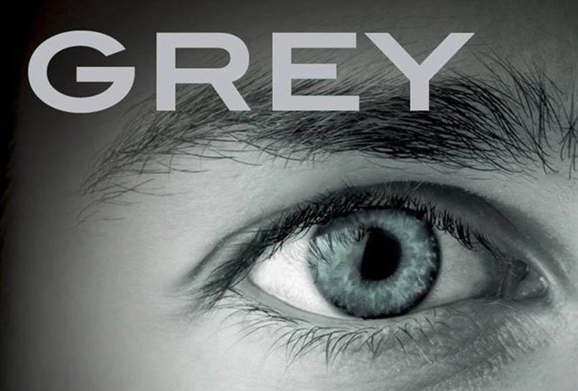 E.L. James, Grey, Cincuenta sombras de Grey