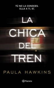 """""""La chica del tren"""", de Paula Hawkings, el fenómeno literario de este verano"""