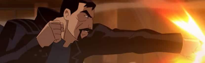 Dos cortos de Liga de la Justicia: Crónicas de Dioses y Monstruos.