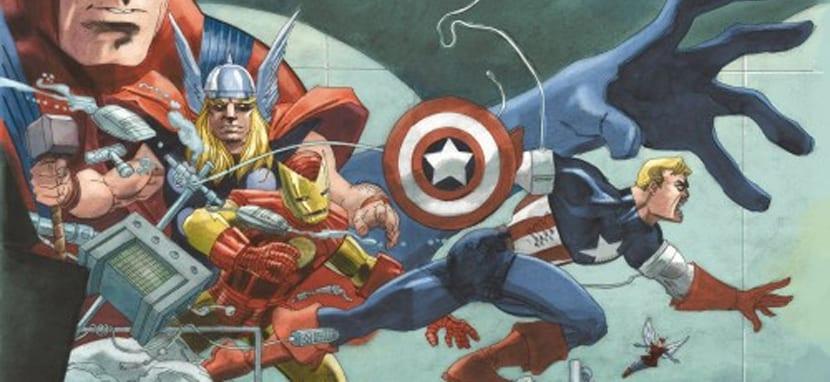 Capitán América: Blanco por fin verá la luz en septiembre.