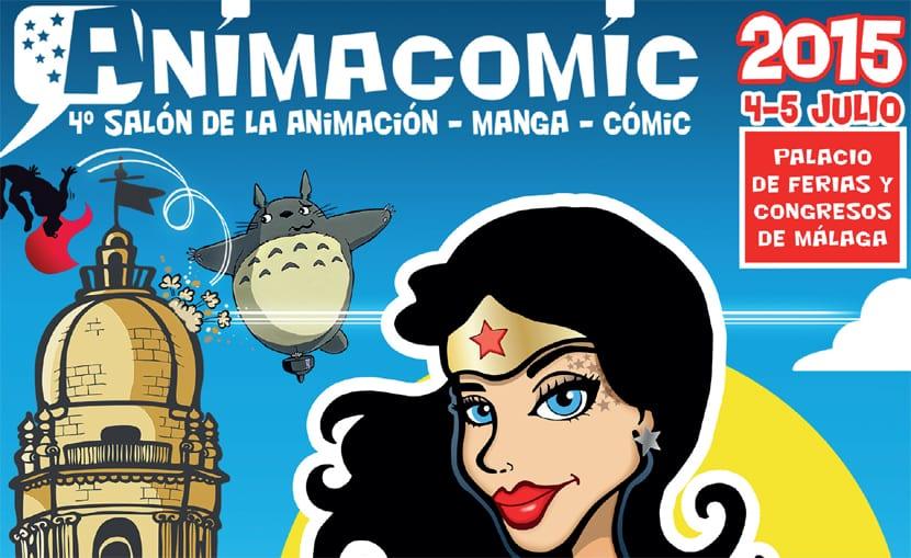 AnimaComic 2015.