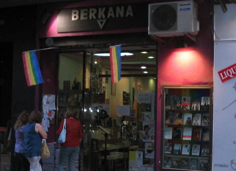 Librería Berkana