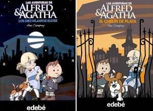 Las aventuras de Alfred y Agatha