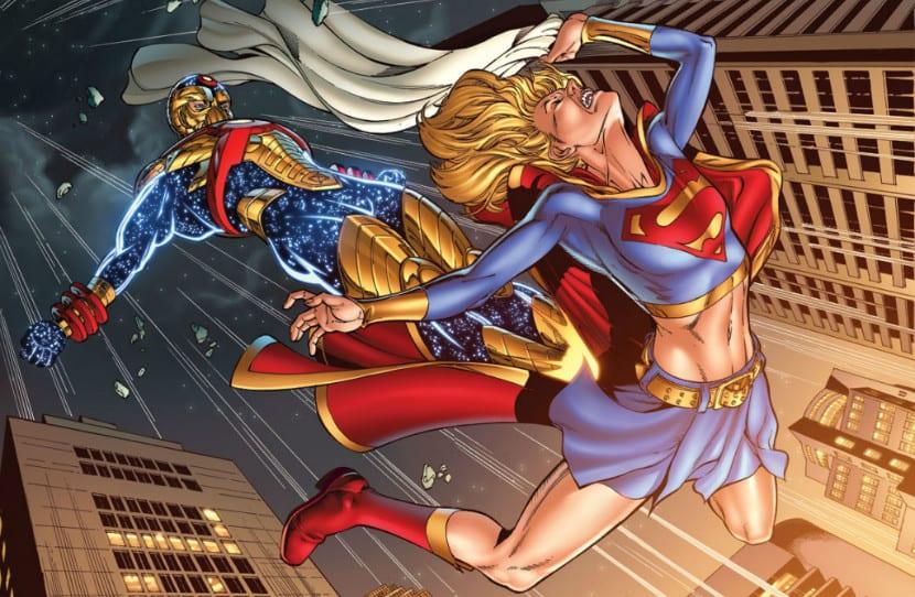 Reactron Supergirl