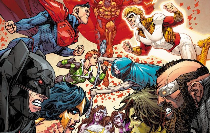 Justice League 3001 anuncia una muerte en su sexto número.