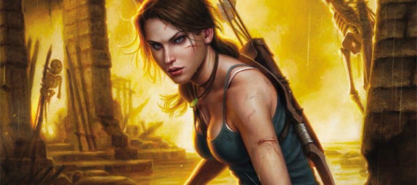 Aleta Ediciones publicará las nuevas aventuras de Lara Croft.
