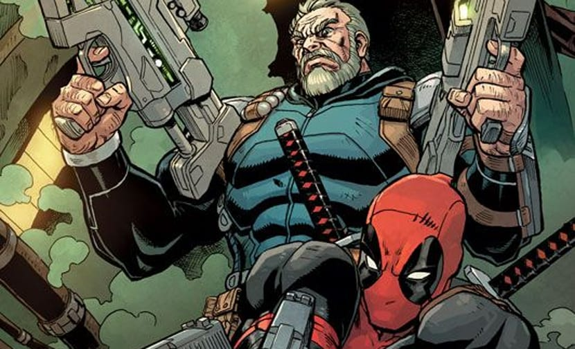 Nueva miniserie para Masacre acompañado de Cable.
