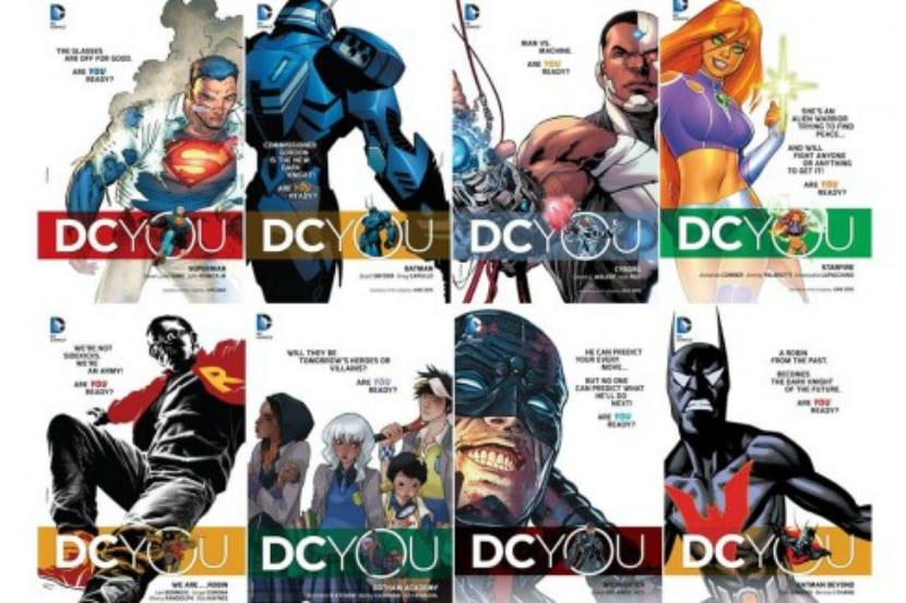 DC sale al paso de los rumores.