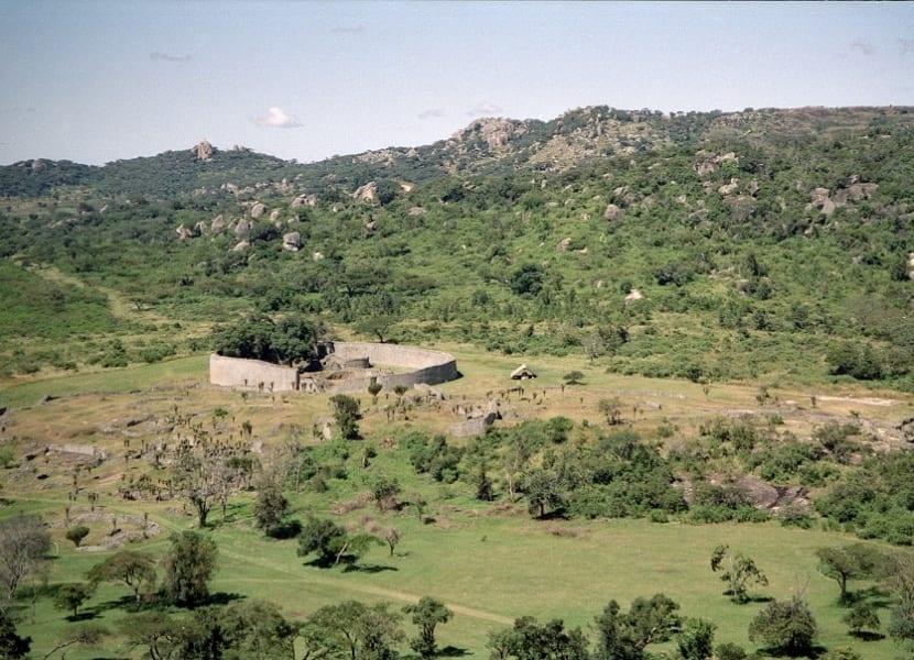 Ruinas de Gran Zimbabwe