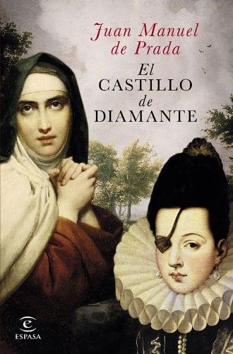 """""""El castillo de diamante"""", la nueva novela de Juan Manuel de Prada, llega mañana a las librerías"""