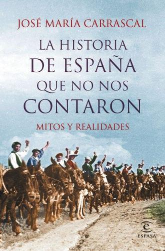 José María Carrascal analiza mitos y realidades sobre la historia de España en su nuevo libro