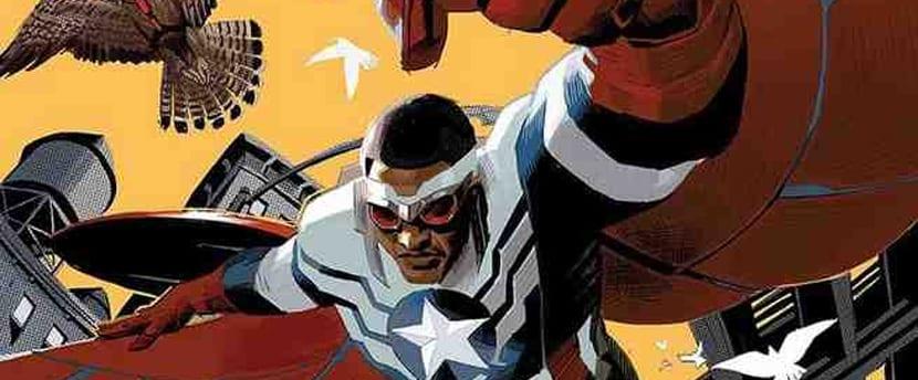 Avance del Sam Wilson, Captain America de Daniel Acuña.