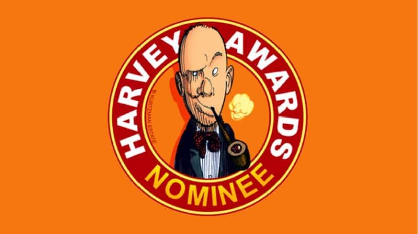 Ganadores de los Premios Harvey 2015.