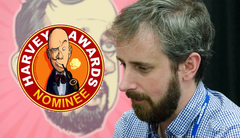 Chip Zdarsky renuncia a su Harvey.