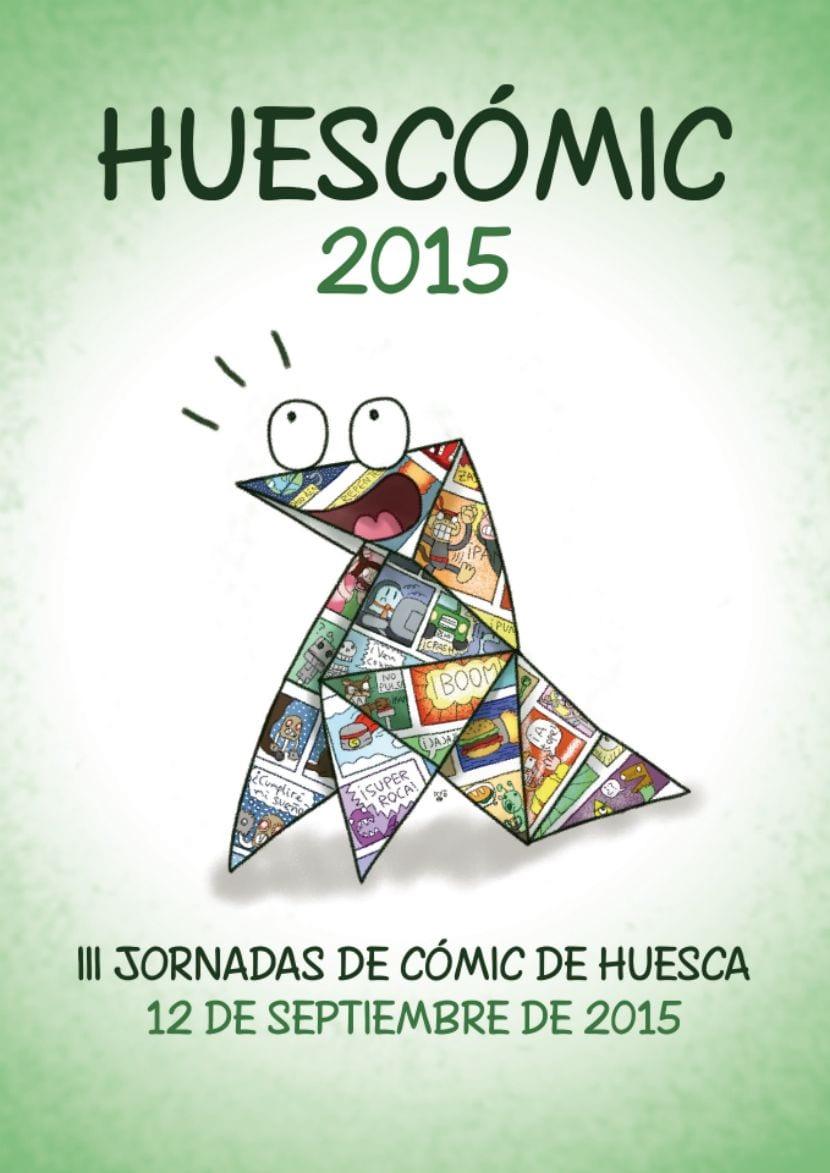 Huescómic 2015.