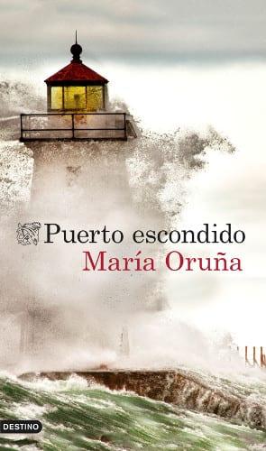 """""""Puerto escondido"""", la primera novela de María Oruña, mañana a la venta"""