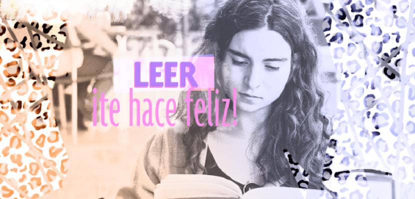 Leer te hace feliz