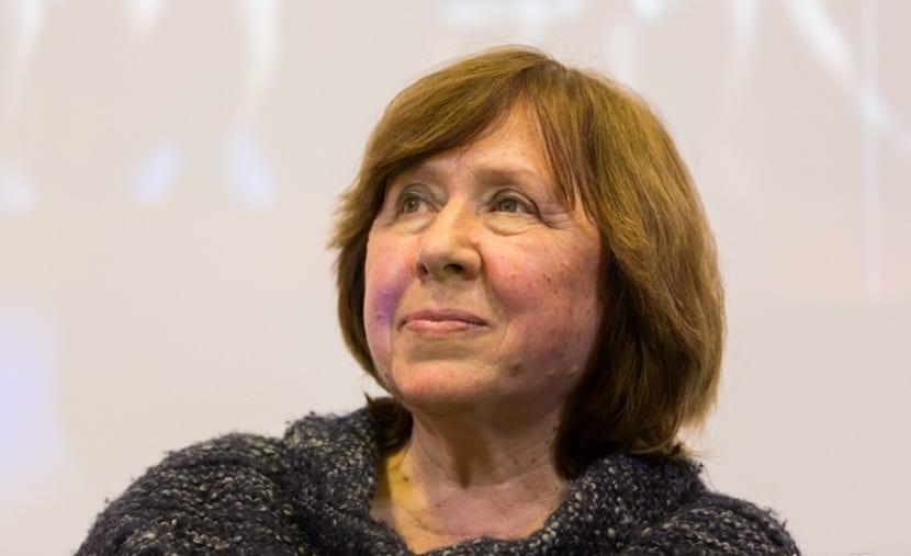 Svetlana Alexijevich
