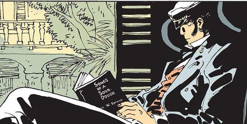 El nuevo tomo de Corto Maltés es un éxito de ventas.