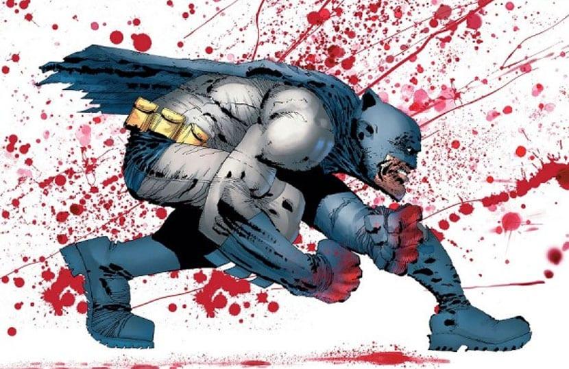 Un Batman de Frank Miller para el DKIII.