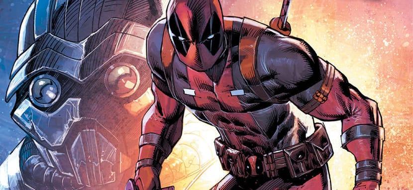 Liefeld vuelve a dibujar a Masacre para Marvel.