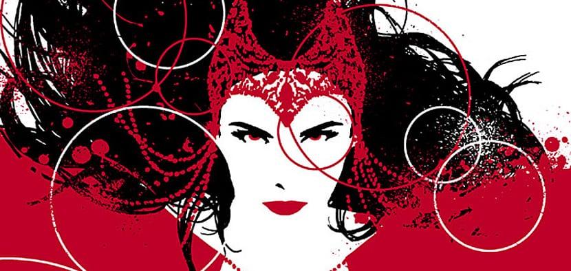Avance de Bruja Escarlata #1.