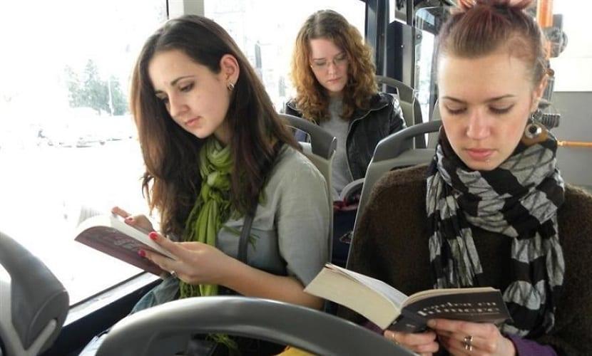 leer y viajar gratis