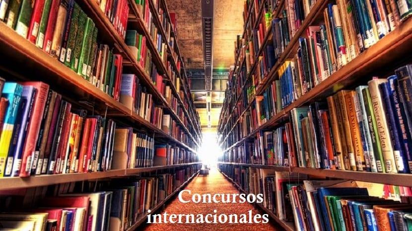 Concursos literarios internacionales 2