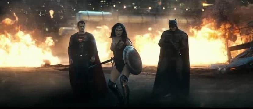 Tráiler definitivo de Batman v Superman.