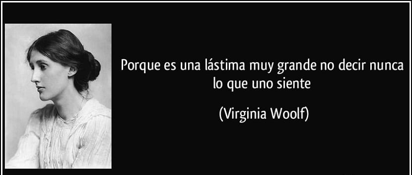 Virginia Woolf frase