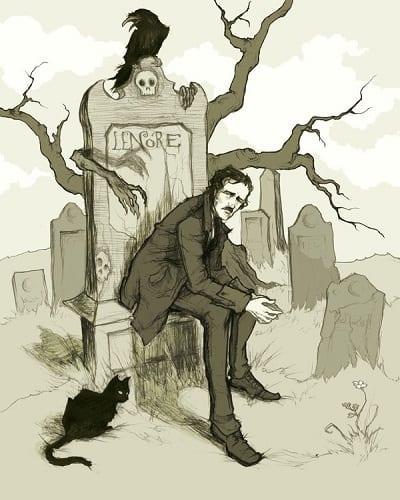 7 consejos de Edgar Allan Poe para escribir historias y poemas