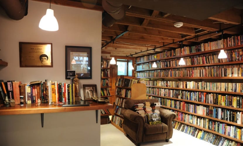 Biblioteca Neil Gaiman 8