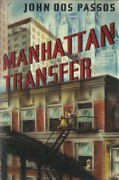 Gabriel garcía Márquez - Manhattan Transfer