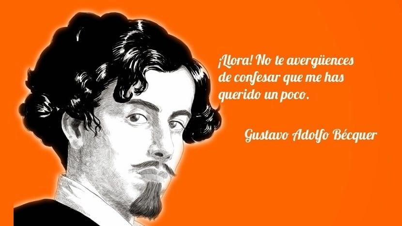 Hoy se cumplen 180 años del nacimiento de Gustavo Adolfo Bécquer