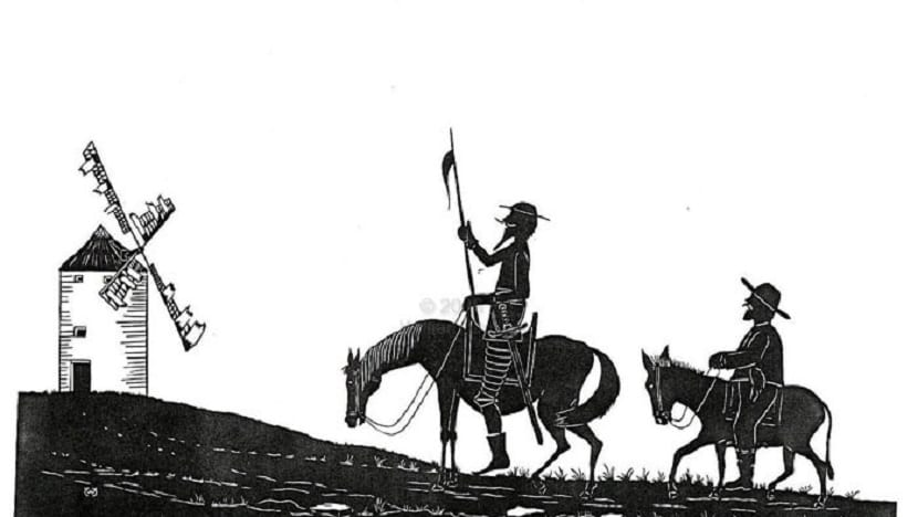 Rutas literarias - Quijote de la Mancha