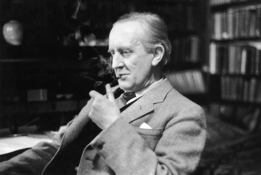 Retrato de Tolkien