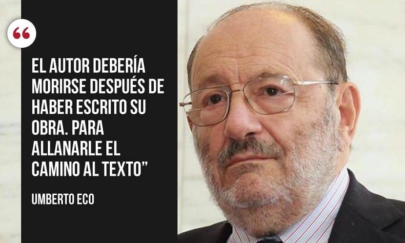 Umberto Eco fallece a los 84 años
