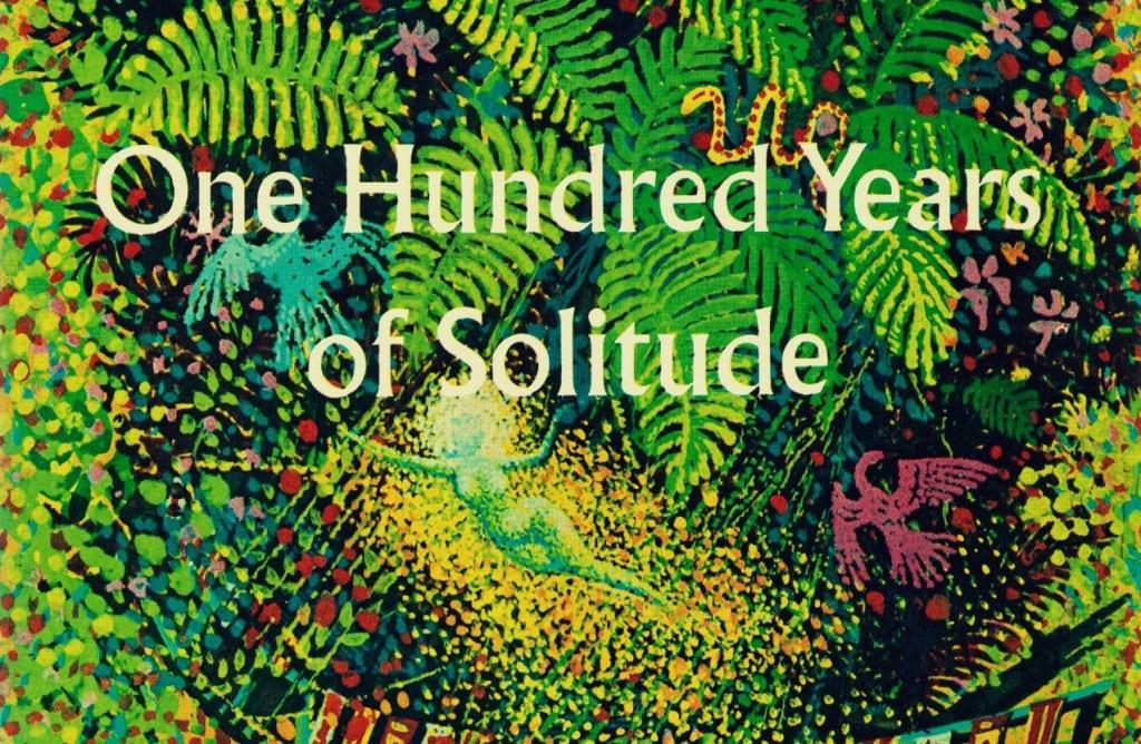 cien años de soledad - frontal
