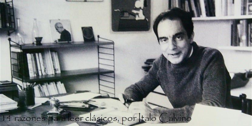 14 razones para leer clásicos- Italo Calvino