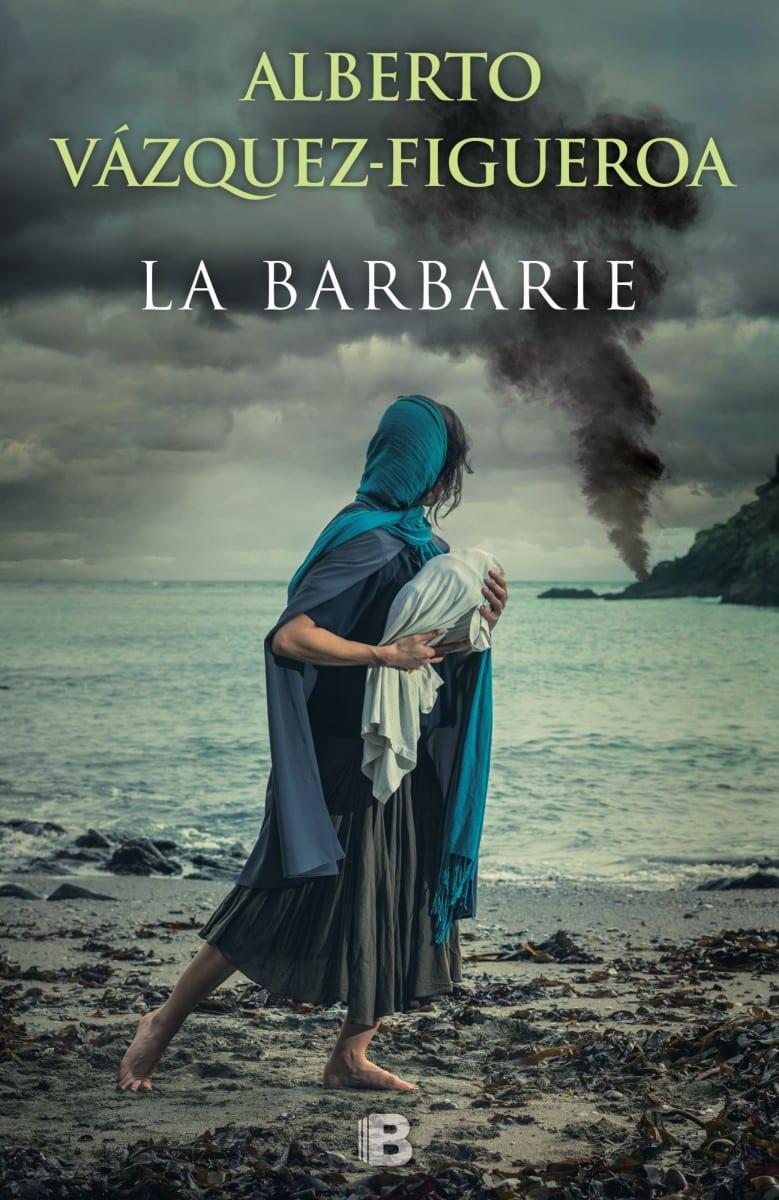 """""""La barbarie"""" de Alberto Vázquez-Figueroa"""