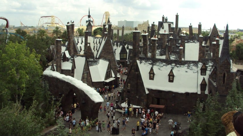Parque temático The wizarding world of Harry Potter