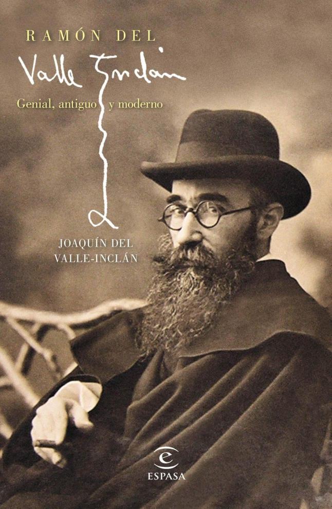 Libro sobre Ramón del Valle-Inclán