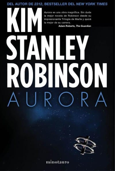 """Aurora"" de Kim Stanley Robinson"