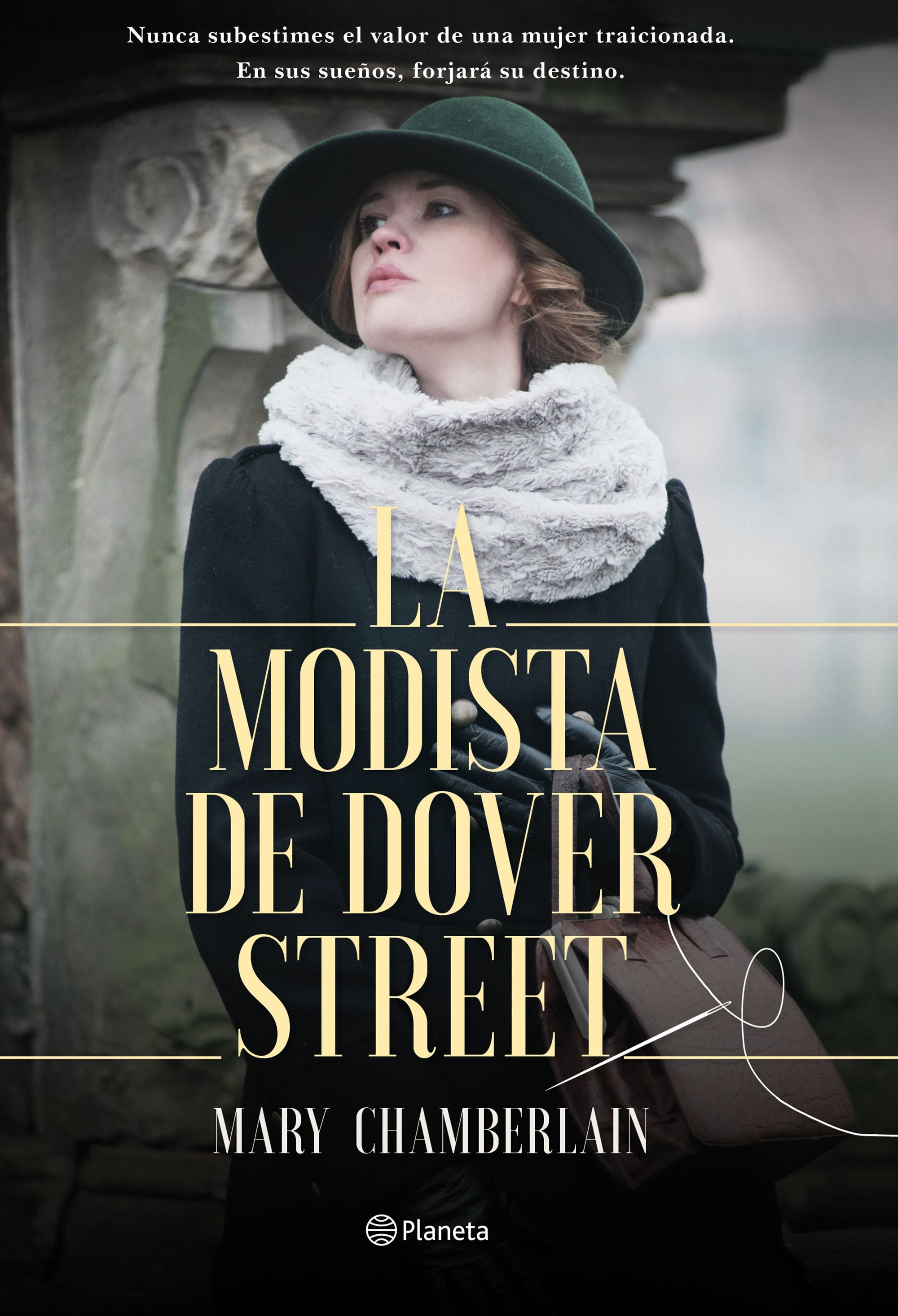 """La modista de Dover Street"" de Mary Chamberlain"