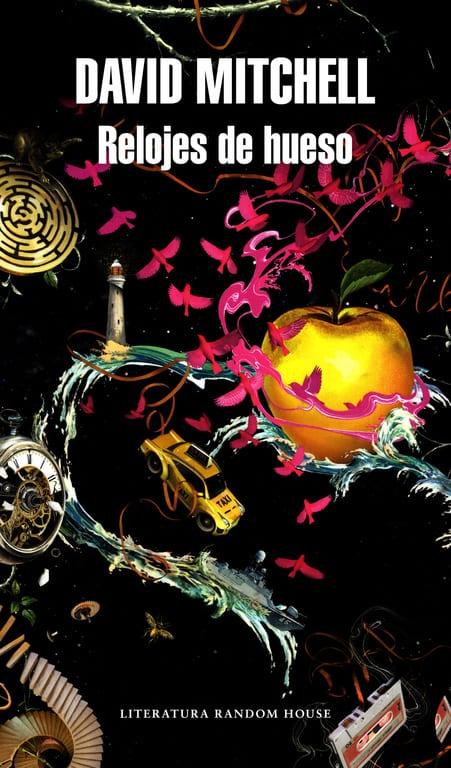 """Relojes de hueso"" de David Mitchell"