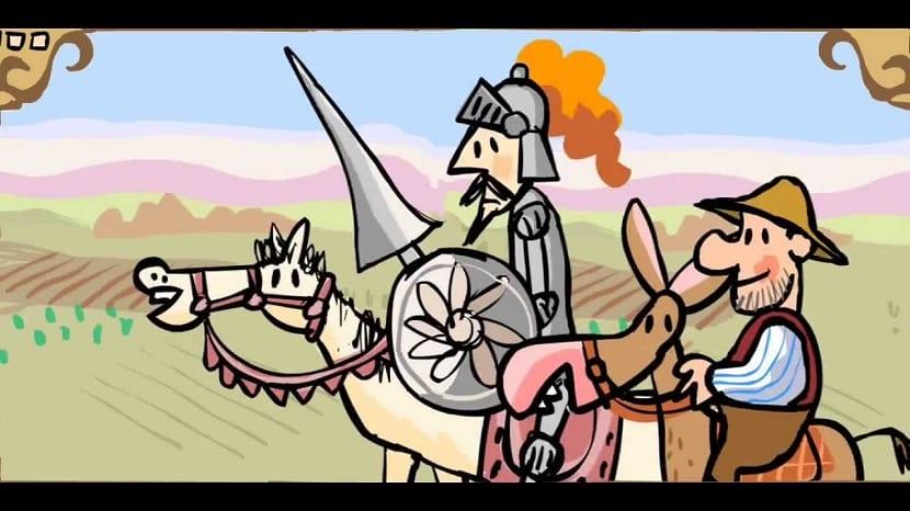 Don Quijote para niños 2