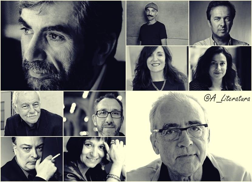 Autores de Seix Barral que participarán en la Feria del Libro de Madrid